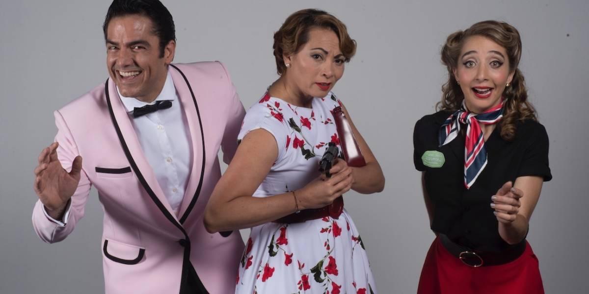 """""""La mejor comedia es producto de una gran tragedia"""": Aída Morales"""