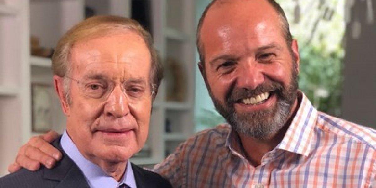 Luis García y Martinoli se reúnen con José Ramón Fernández