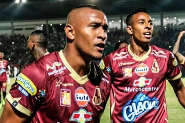 Goles de Deportes Tolima VS Independiente Medellín semifinales Liga Águila