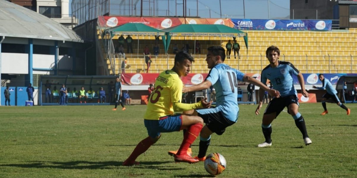 "La ""Mini Tri"" triunfa en Cochabamba 2018"
