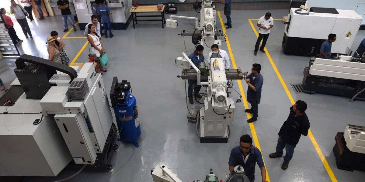Intecap inaugura centro de capacitación en Suchitepéquez, cuya inversión sobrepasa los Q100 millones