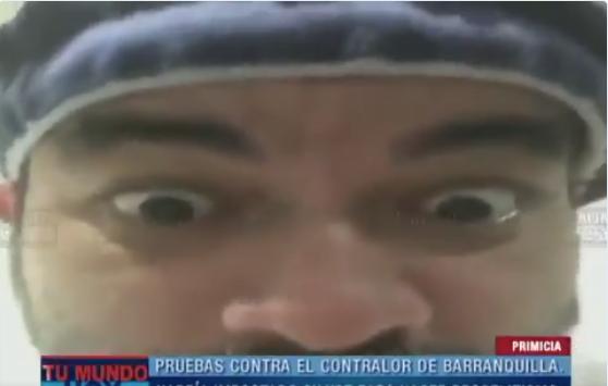 La payasada le salió cara: suspenden a contralor de Barranquilla por apoyar a Vargas Lleras