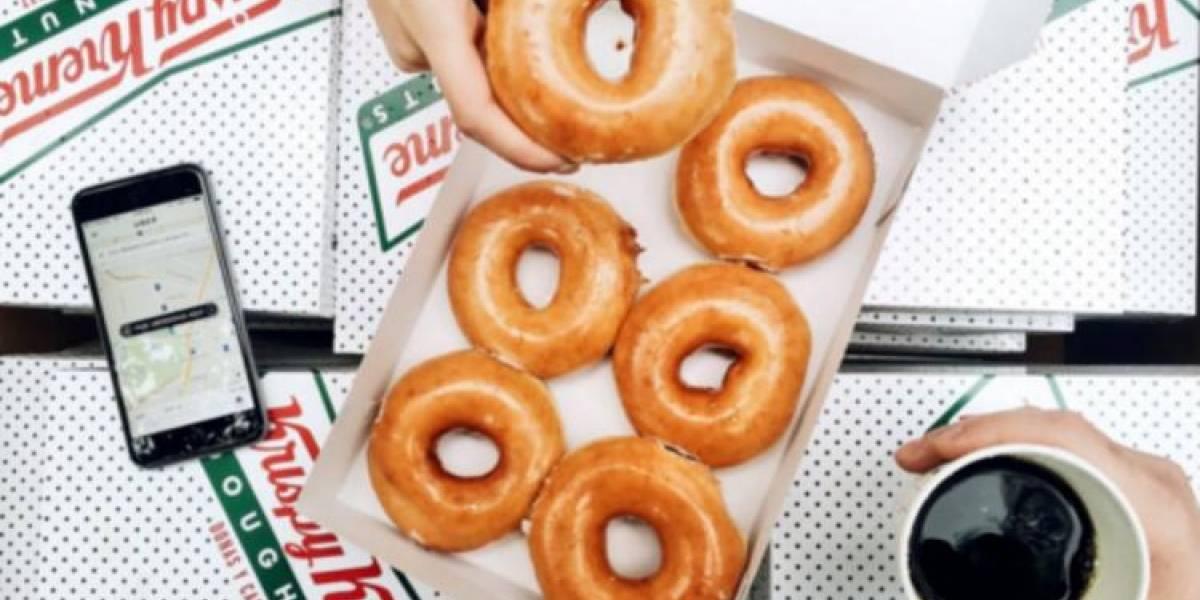 Krispy Kreme regala un año de donas gratis, ¡aprovecha!