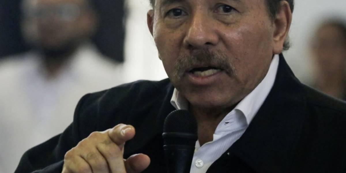 Daniel Ortega afirma que se mantendrá en el poder pese a manifestaciones