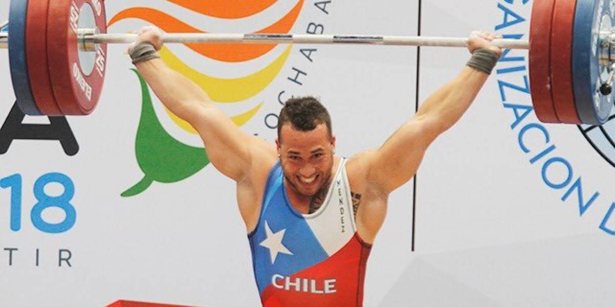 Genio y figura: Arley Méndez logró récord Panamericano y se colgó el oro en las pesas de Cocha 2018