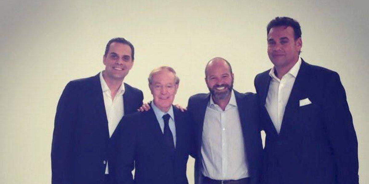 José Ramón Fernández volverá a trabajar con Martinoli y Luis García en Rusia 2018