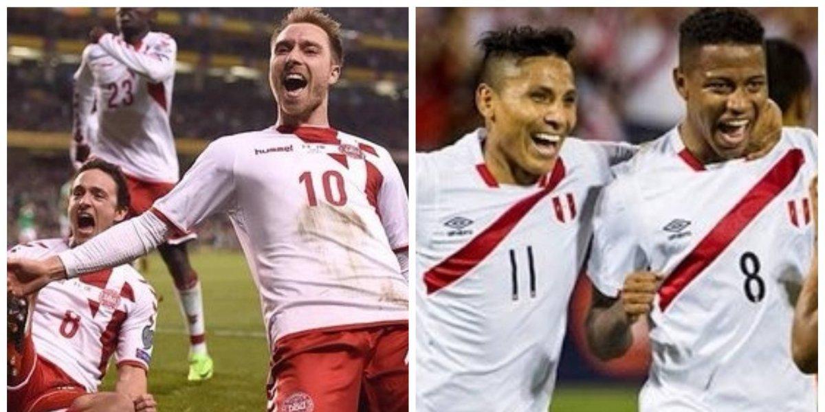 La hermosa respuesta de Dinamarca al video más viral de Perú sobre el Mundial
