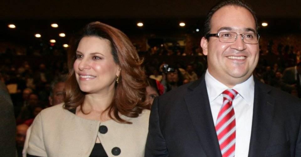 La esposa del gobernador Javier Duarte fue captada en Londres, Inglaterra | Foto: Cuartoscuro