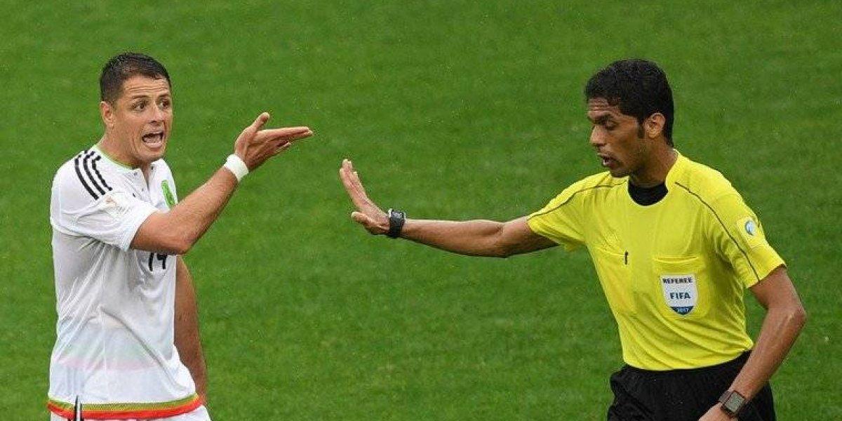FIFA confirma castigo a árbitro saudí y lo aparta del Mundial de Rusia