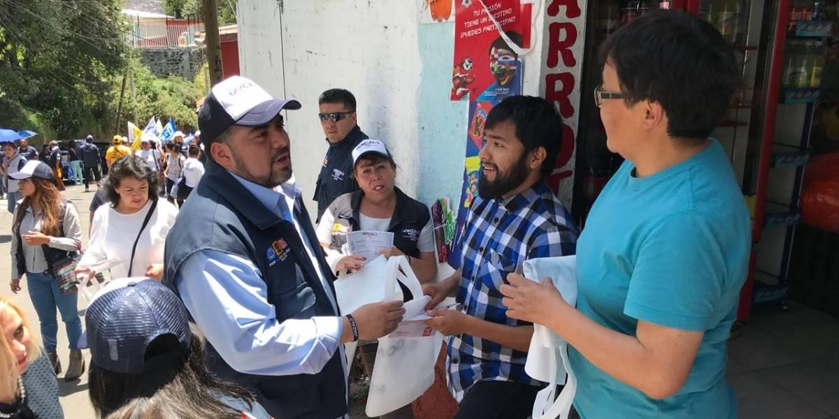 Líderes políticos de Cuajimalpa se suman a Gonzalo Espina
