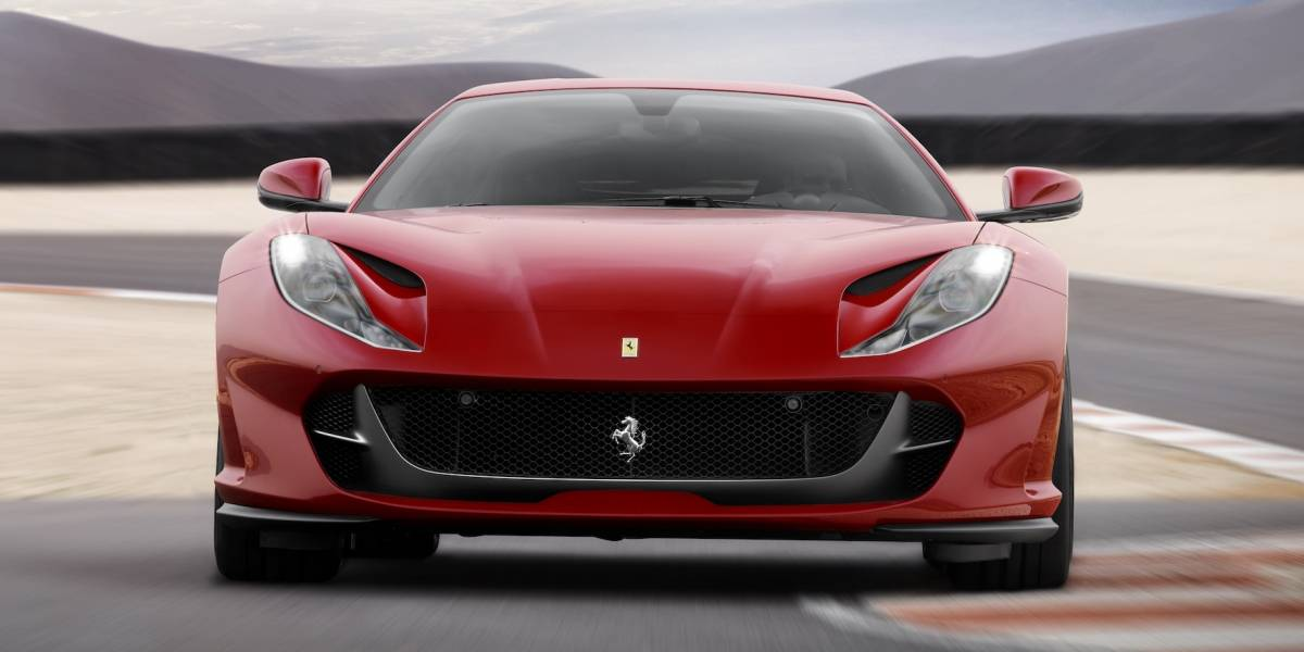 Llega la impresionante Ferrari 812 Superfast