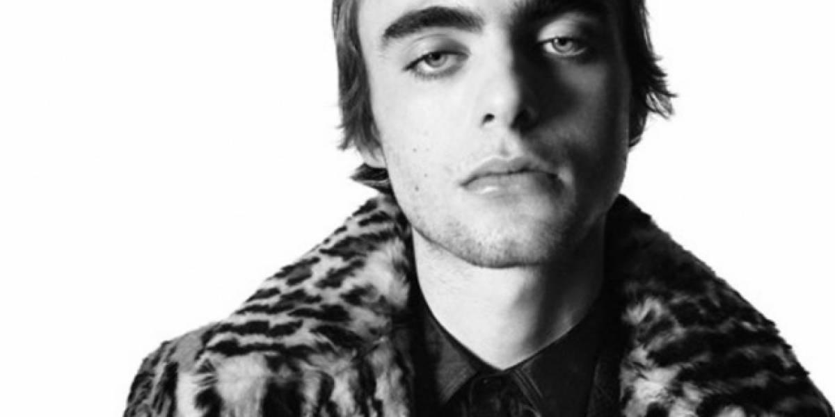 Filho de Liam Gallagher é o novo garoto-propaganda da Saint Laurent