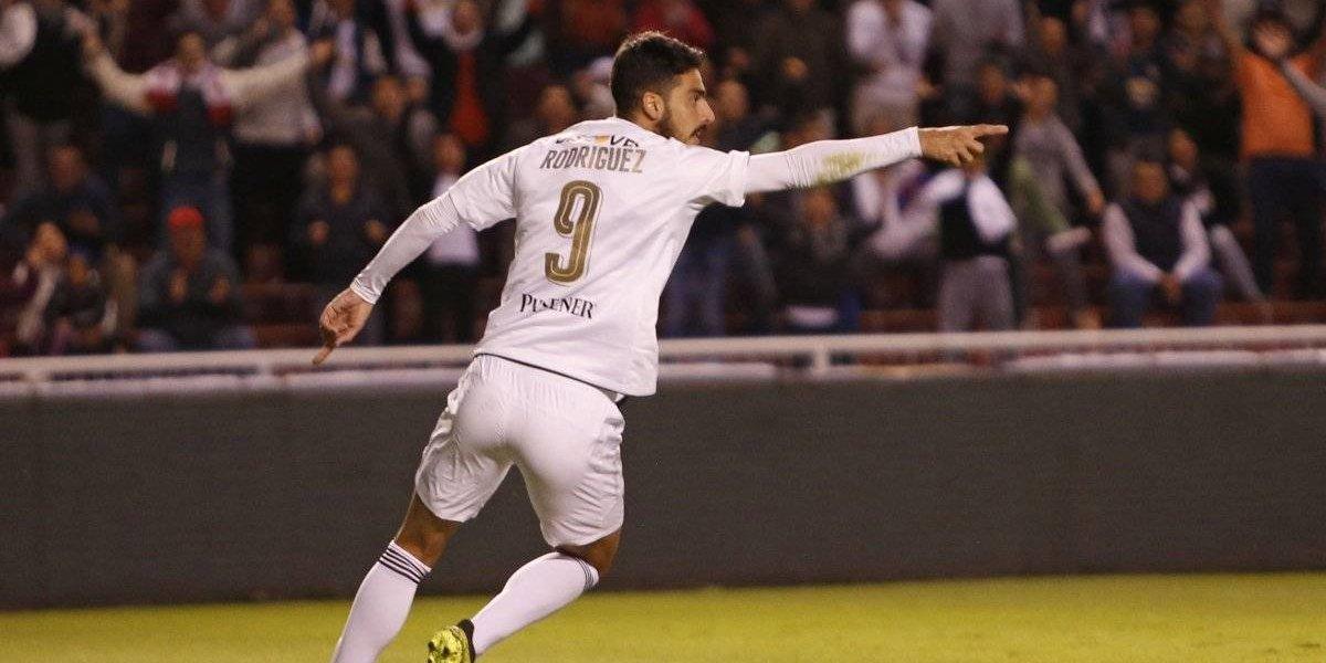 Emelec vs. Liga: El mensaje que Gastón Rodríguez envió a LDU