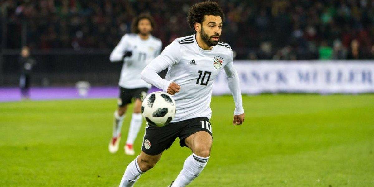 Un país feliz: Mohamed Salah se recuperará a tiempo y jugará el Mundial de Rusia con Egipto