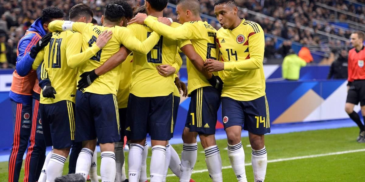 ¿Selección Colombia campeona del Mundial Rusia 2018?