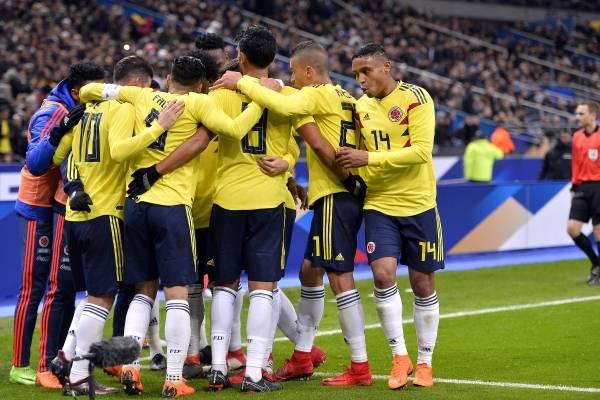 Selección Colombia sería la campeona del Mundial Rusia 2018