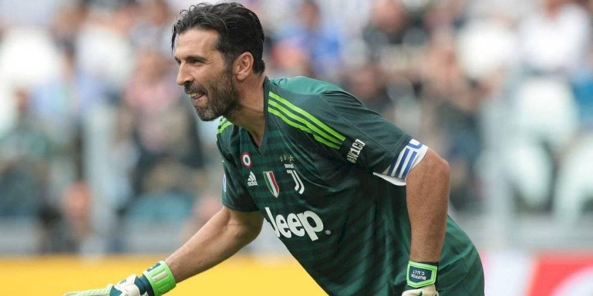 Gianluigi Buffón, a un paso de tener nuevo club — Fichaje de locos