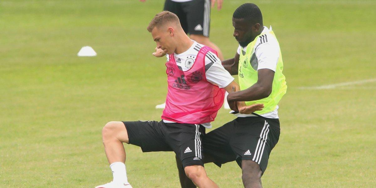 La selección alemana es una caldera: pelea entre Rüdiger y Kimmich casi llega a los golpes