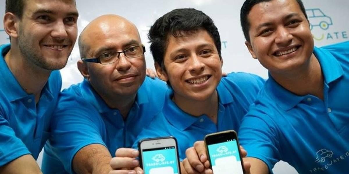 Traeguate, una app que te permite programar viajes en vehículos privados