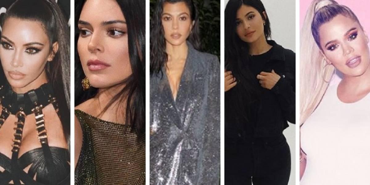 Conheça os companheiros das irmãs kardashians
