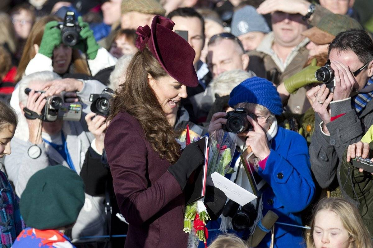 Kate Middleton Fans