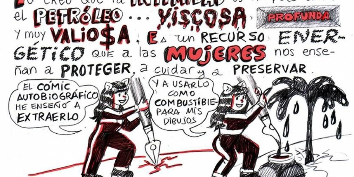 El nuevo cómic chileno: Soñado, reconstruido y dibujado por mujeres