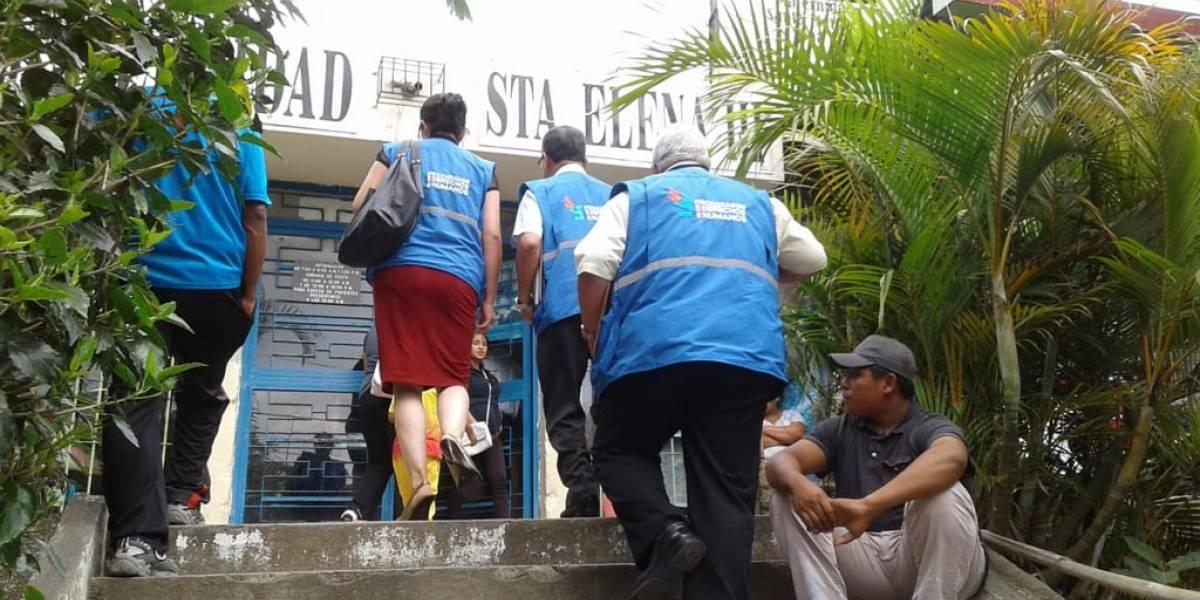 Salud responde a verificación hecha por PDH a Maternidad de Santa Elena III