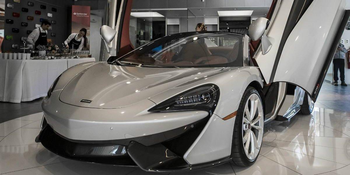 McLaren realiza su primer Open House en Santiago