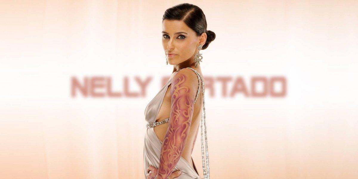 Nelly Furtado luce muy cambiada y con algunas libras de más