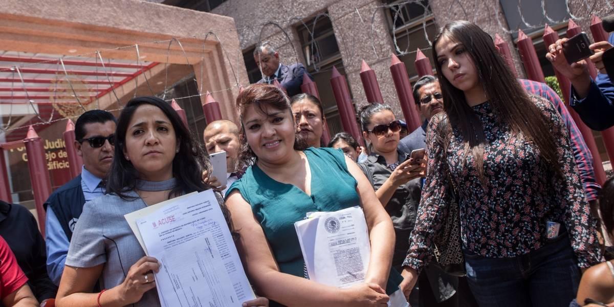 PRI analiza medios para impugnar candidatura de Nestora al Senado