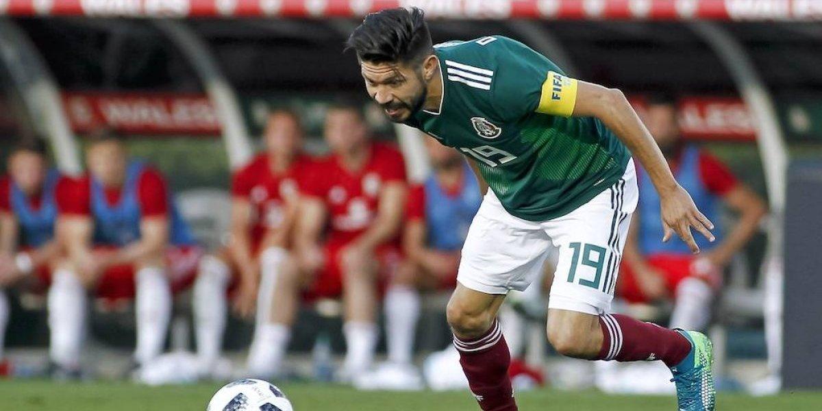 Elige el mejor gol de Oribe Peralta con la Selección Mexicana