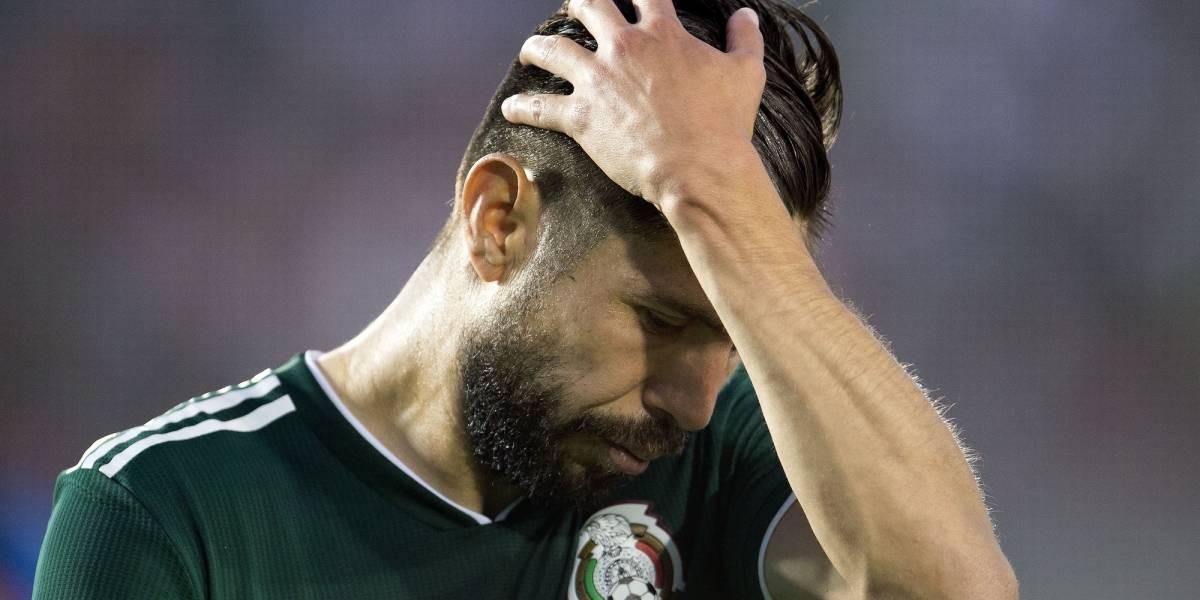 Oribe Peralta se retirará del Tri tras Rusia 2018
