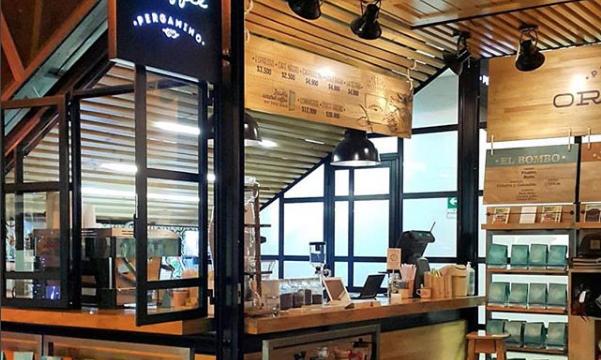 Pergamino, el café colombiano que le pone el pie a Tostao'