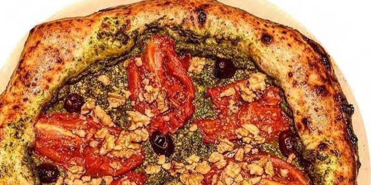 Italianos desenvolvem pizza 'boa' para a saúde