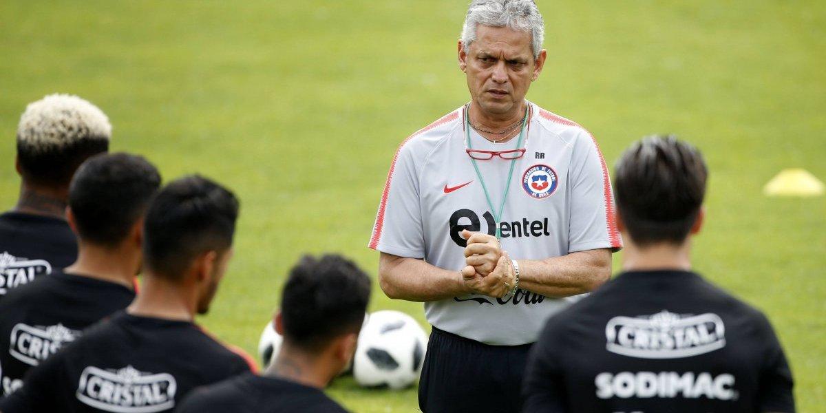 """Los """"puestos clave"""" lo hacen pensar: las grandes dudas de Rueda para el once estelar de Chile ante Rumania"""