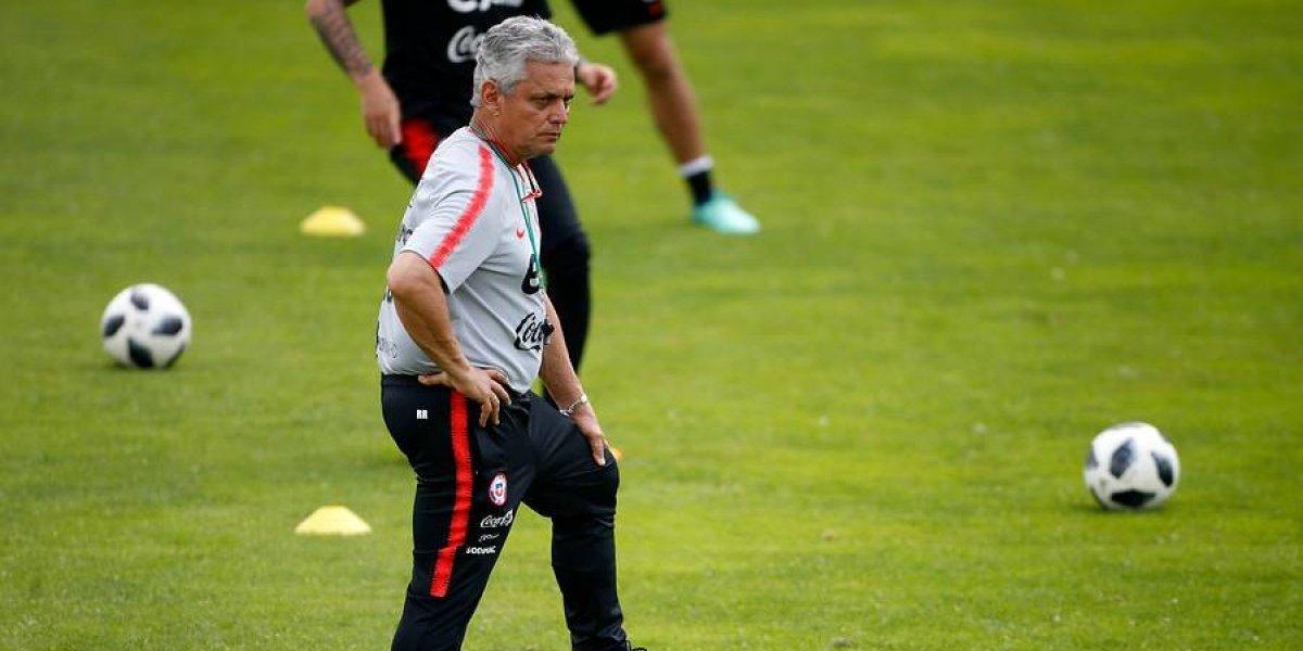 """Rueda prueba su """"nueva selección"""" de la Roja ante Rumania en amistoso con sabor a revancha"""