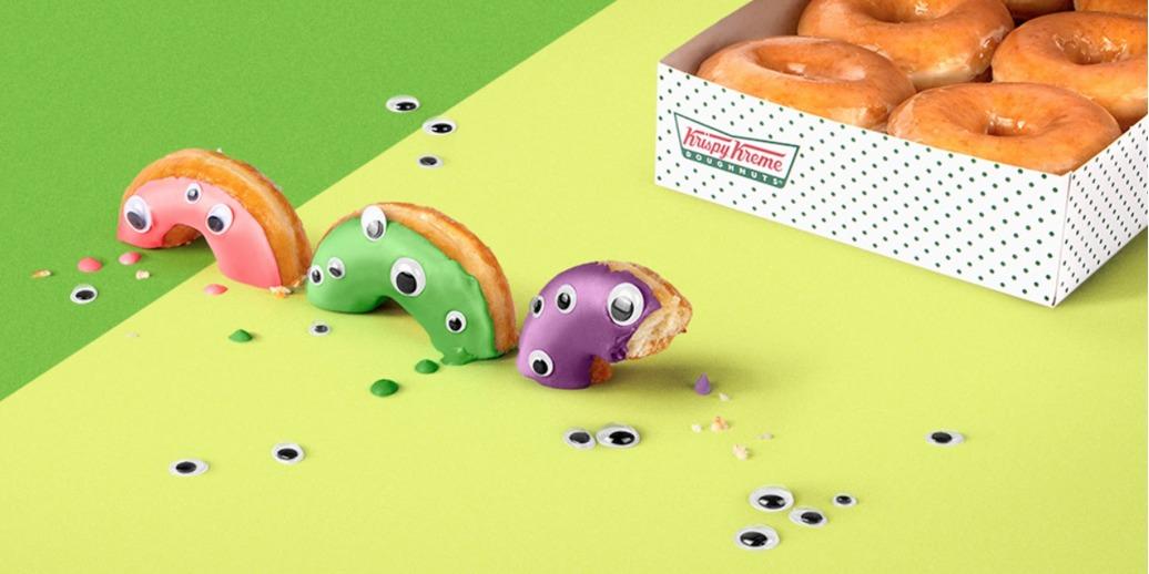 Krispy Kreme regalará donas durante un año
