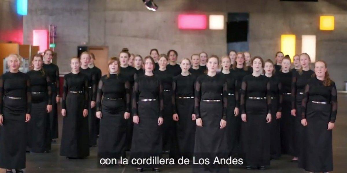 Dinamarca cambia letra de himno en honor a Perú