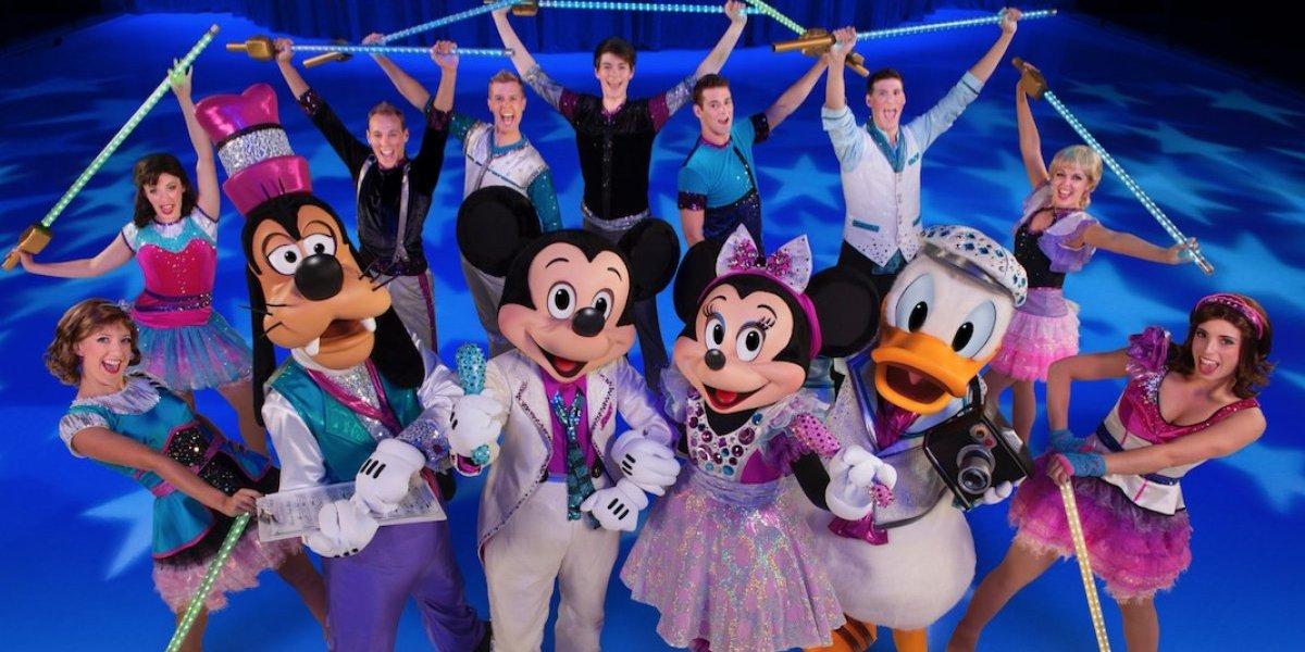 Programan nueva función de Disney On Ice en San Juan