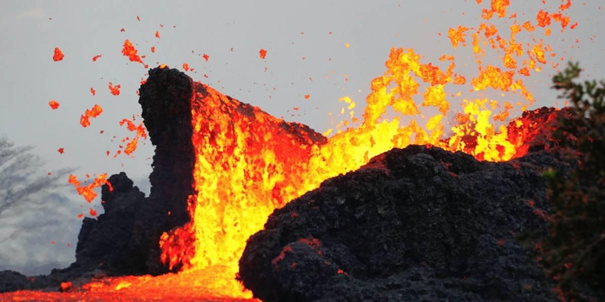 Hawai: Piden más desalojos por el avance de la lava