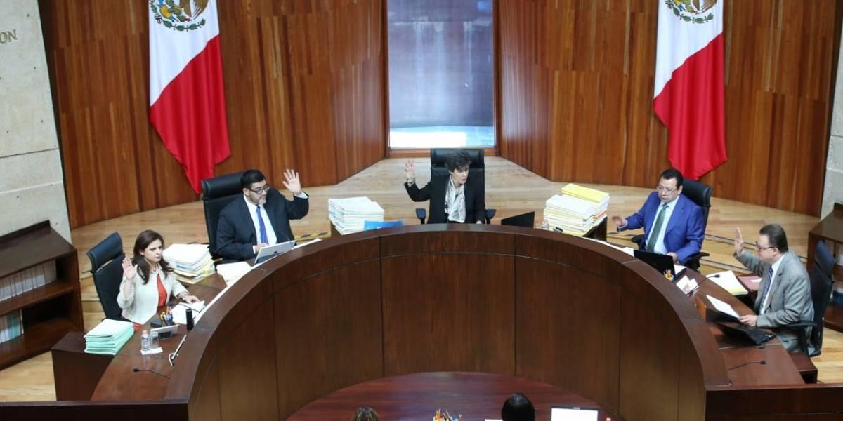 TEPJF avala lineamientos para comprobar gastos de representantes de casilla