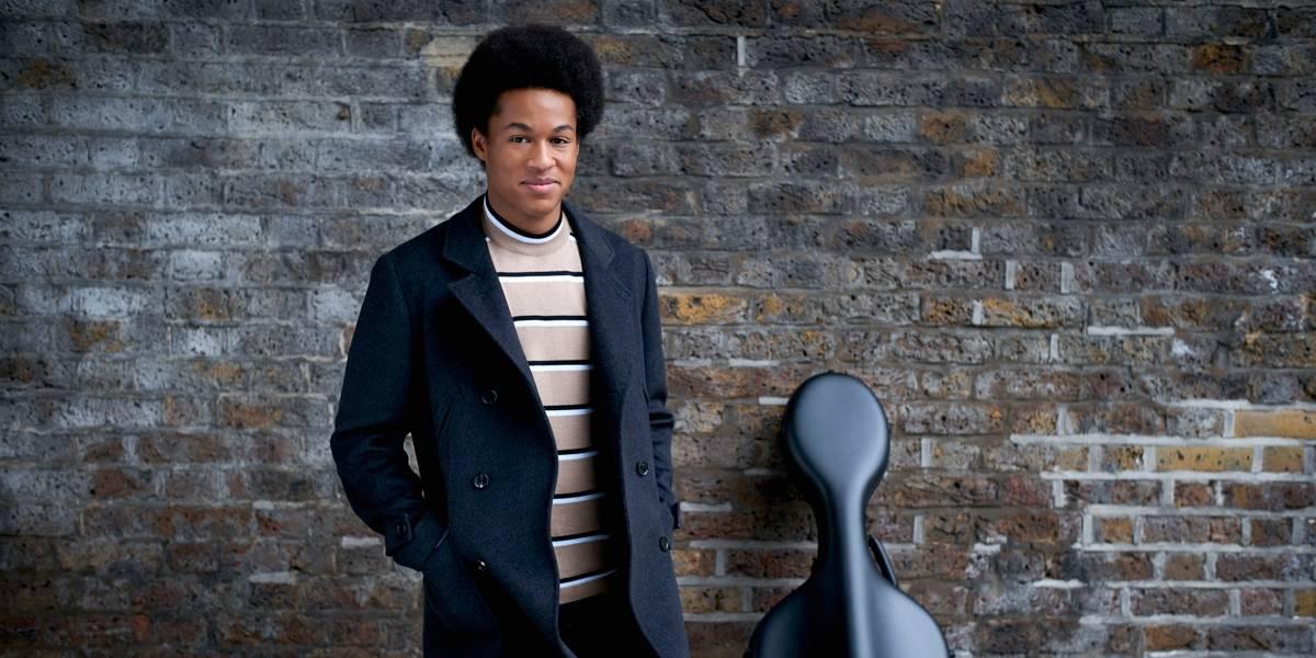 Sheku Kanneh-Mason, um novo caminho para o violoncelista da realeza