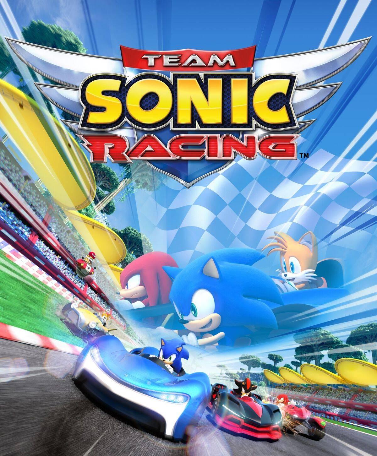 Sega Anuncia Team Sonic Racing Para Consolas Y Pc
