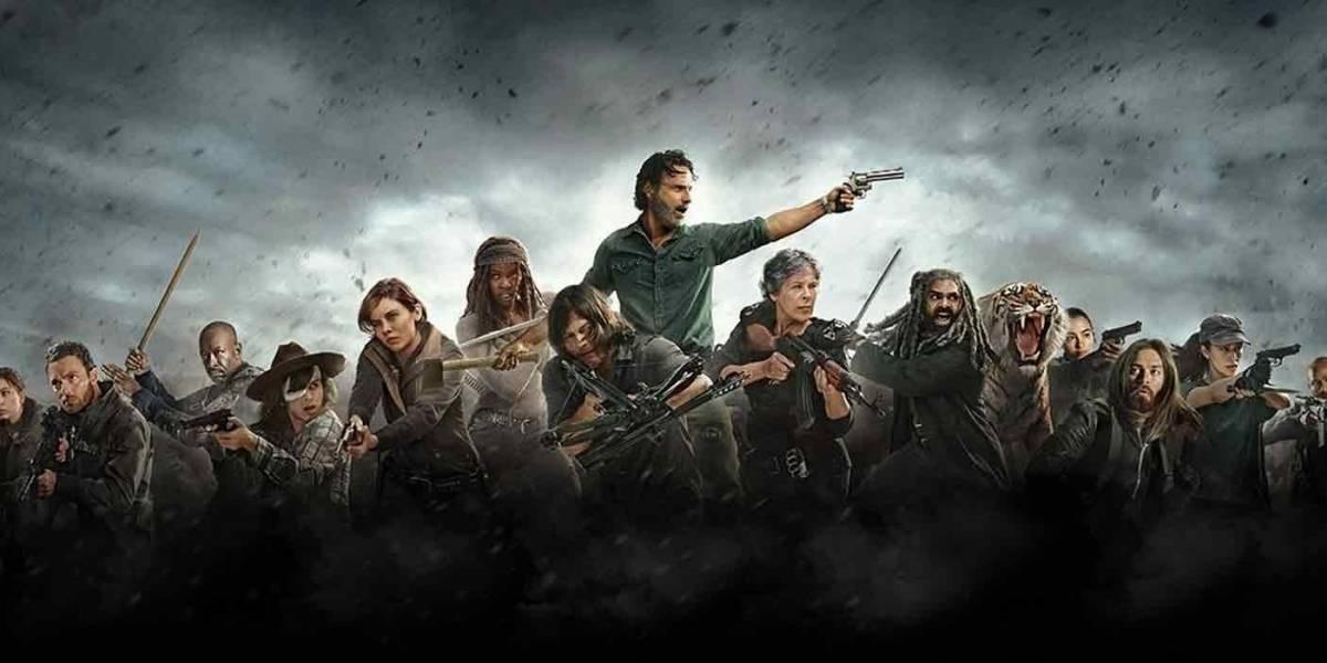 """""""The Walking Dead"""" perderá a su protagonista tras ocho temporadas"""