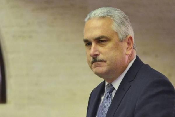 Thomas Rivera Schatz, Presidente del Senado