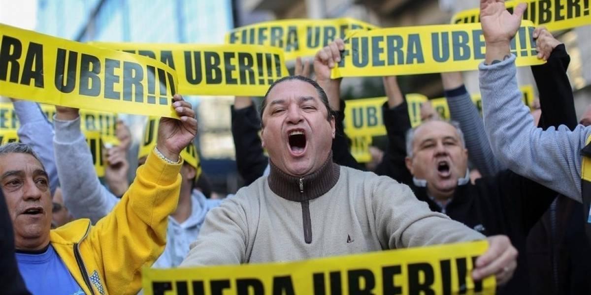 Justicia argentina ordenó a las empresas de Internet que bloqueen acceso a Uber