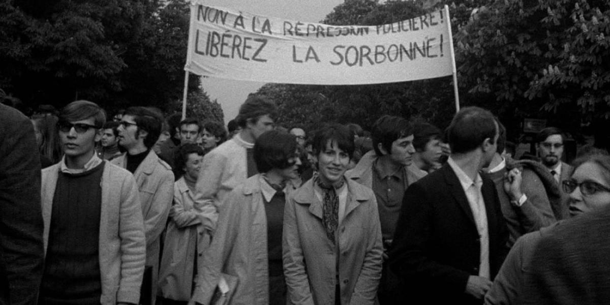 Mostra de cinema na av. Paulista celebra meio século do ano de 1968