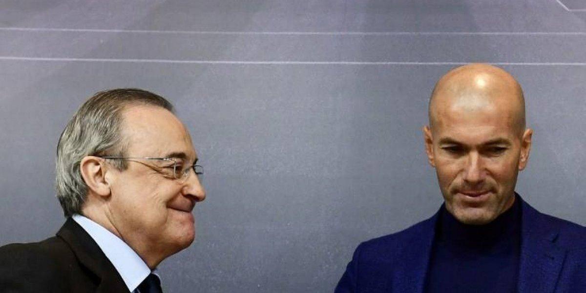 Saltan los primeros nombres como substitutos de Zinedine Zidane