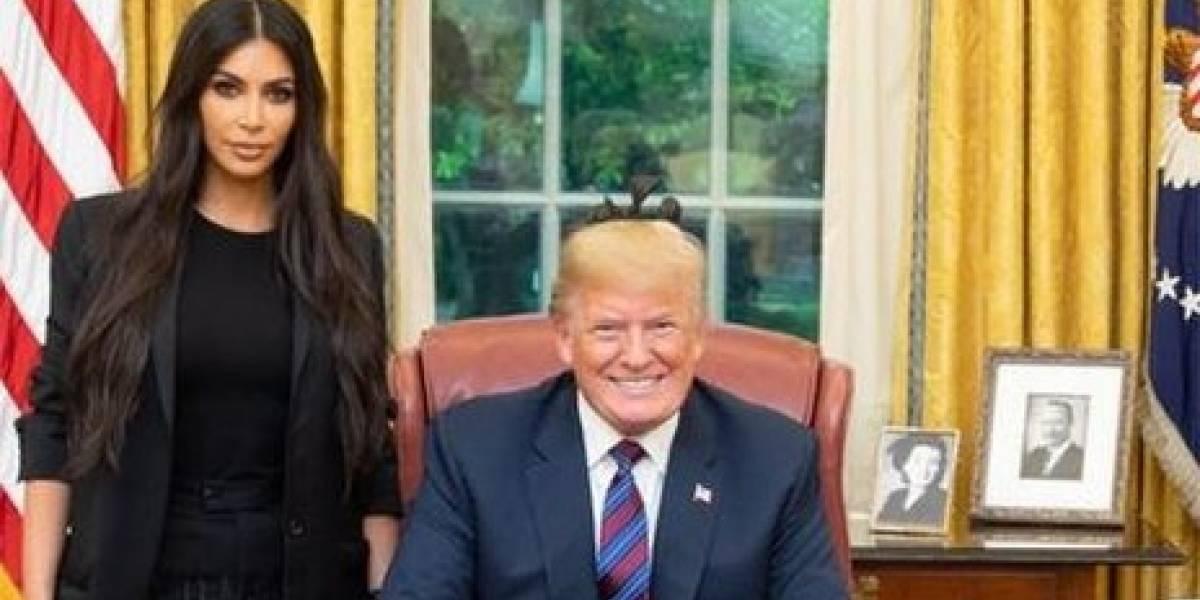 Quem é a bisavó prisioneira por quem Kim Kardashian pediu perdão a Trump