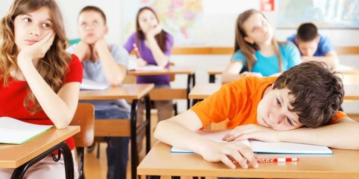 Así afecta el calor el rendimiento escolar en los exámenes